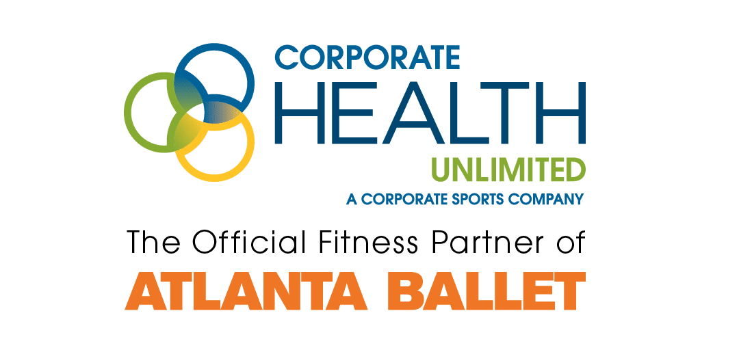 Corporate Health Unlimited is the new official fitness partner for the Atlanta Ballet dancers/athletes for 2021-2022